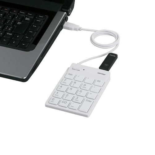 USBハブ|マウスも有線派の人はUSBハブ付きがおすすめ