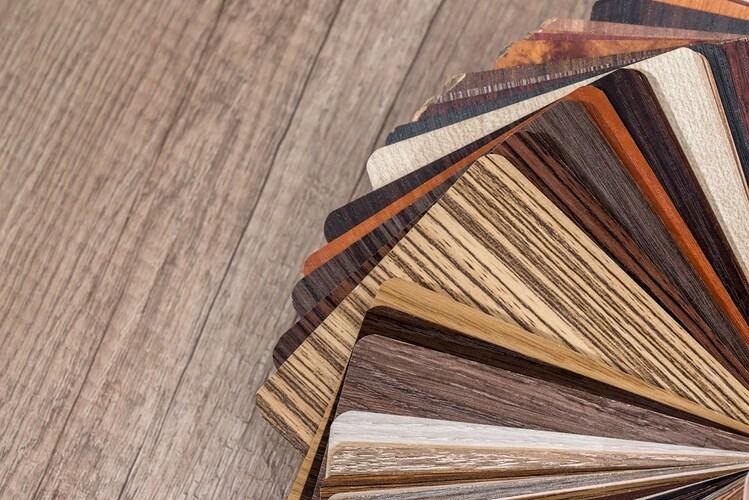 床材|素材に合わせて3種類から選ぶ