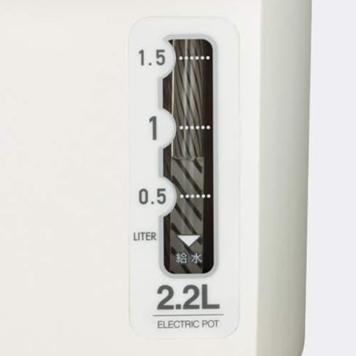 便利|家族で使うなら水量計付きは必須