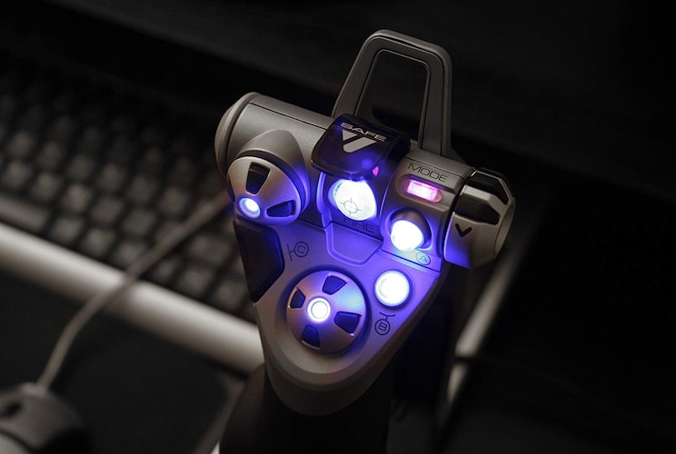 3、アクションボタン|数が多いものなら様々なゲームに対応可能