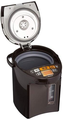 ・内側の洗い方|クエン酸を入れて沸騰させる