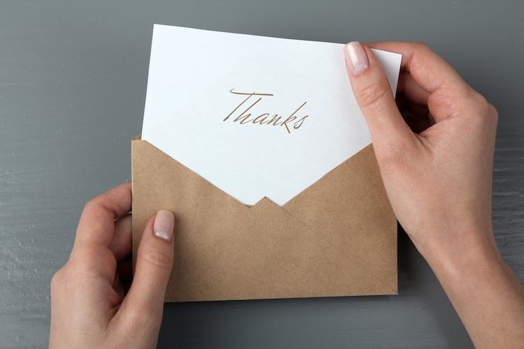 お義母さんへメッセージカードを贈るときのポイント