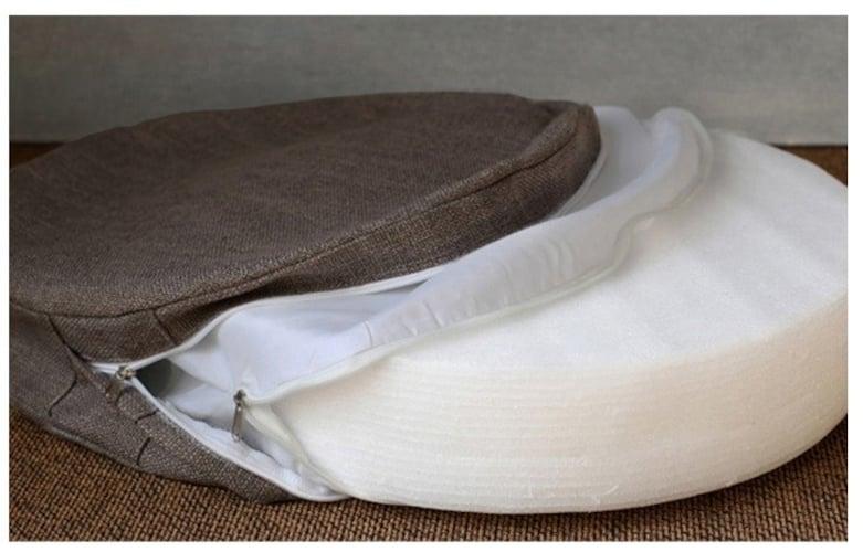洗濯|丸ごと洗えるものやカバーを着脱して洗えるものが便利