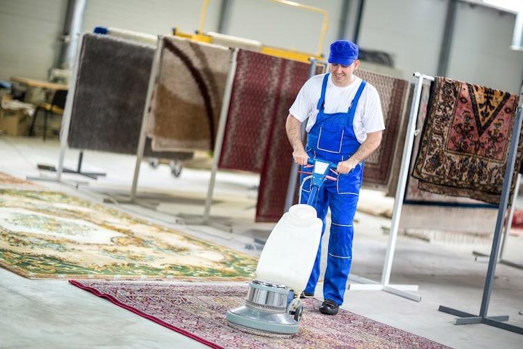 カーペット掃除の業者