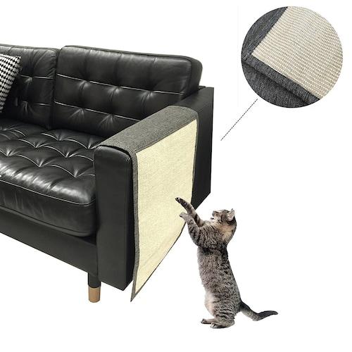 ・保護型 壁紙やソファでの爪とぎを防止