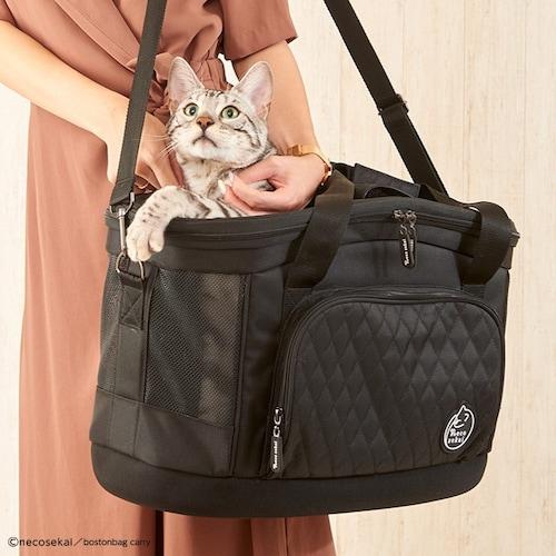 手提げ・肩掛け|猫ちゃんの様子が見やすく安心