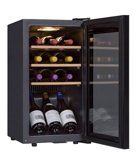 ▼コンプレッサー方式はモーターで冷却、ワイン愛好会におすすめ