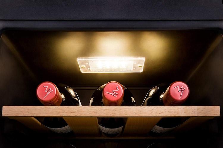▼加温機能|ワインを成熟させたいなら!冬の寒い時期も適温をキープ!