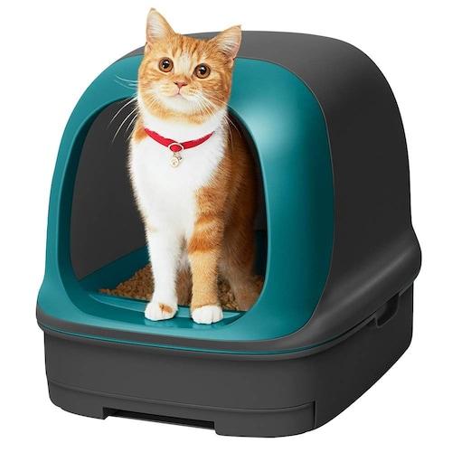 ・ドーム(フルカバー)型 猫ちゃんにも人にも目隠しが必要なら