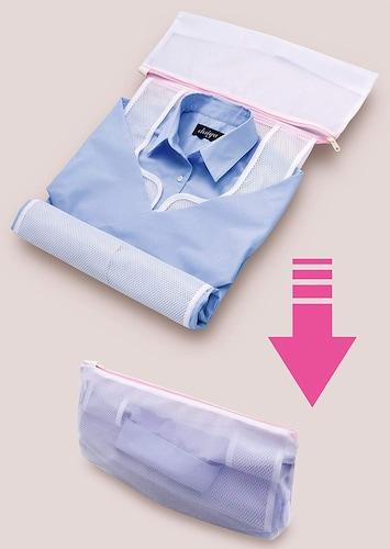 ワイシャツには角型がおすすめ