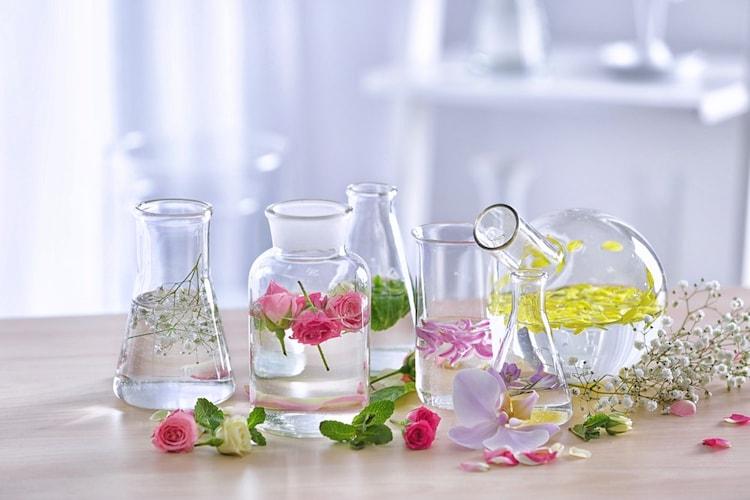 香り|フローラル系でエレガントな気分に