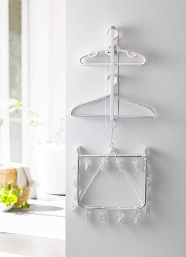 洗濯用ピンチハンガーの収納方法