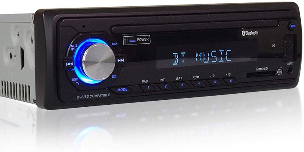Bluetooth対応 音楽をワイヤレスで楽しめる!