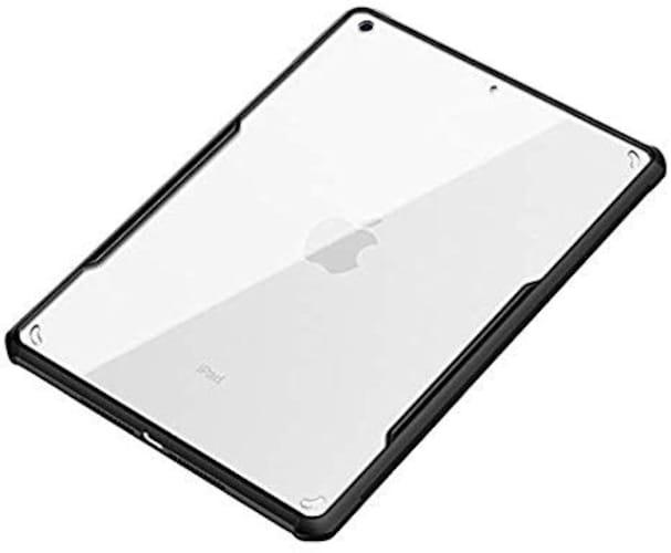 【背面タイプ】軽量かつ、iPadのデザインを活かせるものも