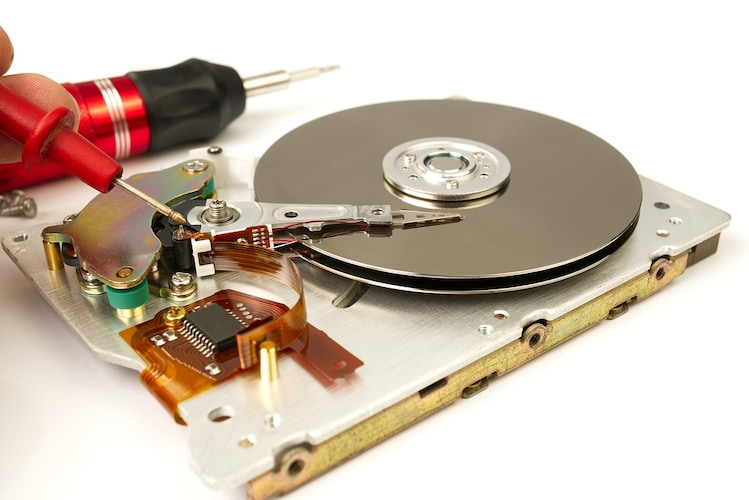 外付けHDDの寿命を延ばすコツ