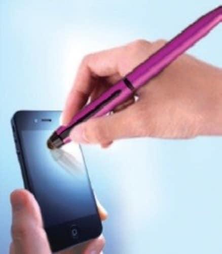 機能|タッチペン、印鑑などが付いた多機能なボールペンにも注目