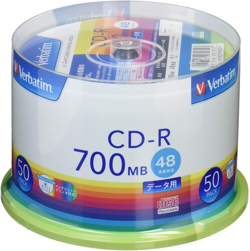 CD-Rは音楽データの保存におすすめ