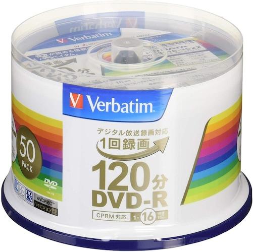 DVD-Rは映像やテレビ録画データの保存におすすめ