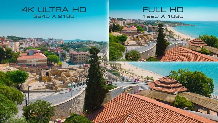 画質|こだわり派は「Ultra HD Blu-ray」がおすすめ