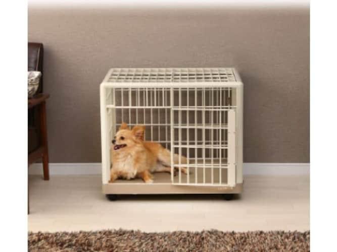 サイズ|愛犬がケージ内でお回りできるかを目安にしよう