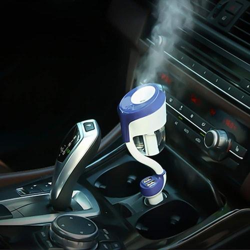 ・加湿器|車内の環境を整えてくれる
