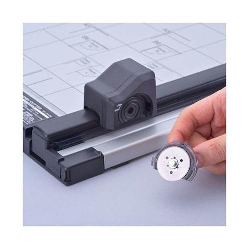 安全にに替刃が交換できるか確認