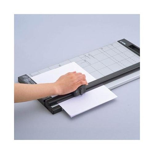 裁断可能な紙のサイズも重要