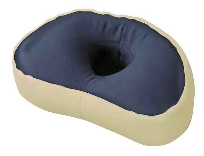 ドーナツ型|うつ伏せ寝にぴったり!安定性も◎
