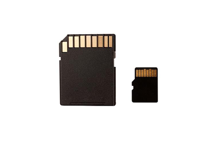 ▼SDなどのメモリーカード