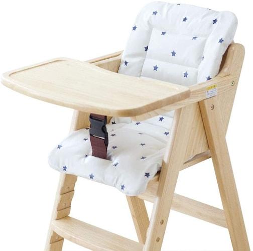 安定性|上手に座れない赤ちゃんも滑りにくい