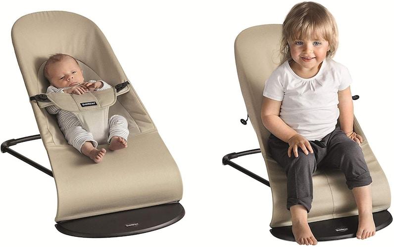新生児から使うならハイローチェアやバウンサーも◎
