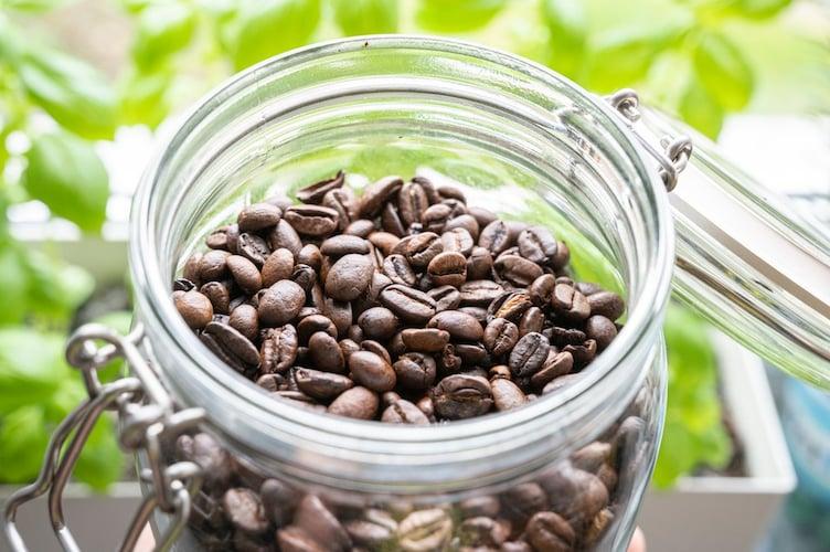オーガニックコーヒーを正しく保存し鮮度をキープ
