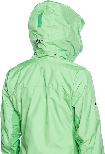 雨対策 撥水性が高い、フード付きタイプなら雨にも対応できる!