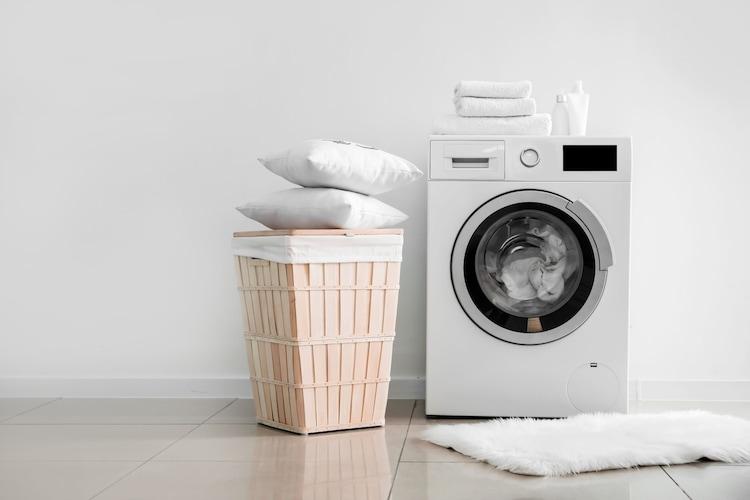 理想的な洗濯の頻度は2~3ヶ月に1度