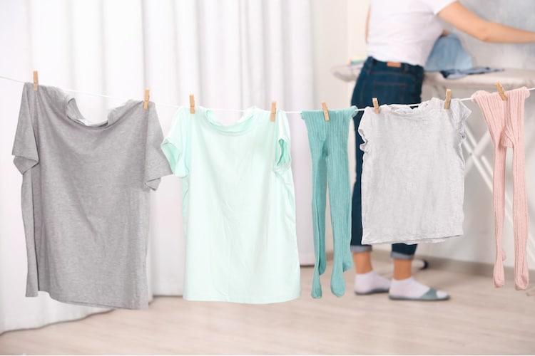 洗濯物を乾かすときなどの利用もおすすめ!