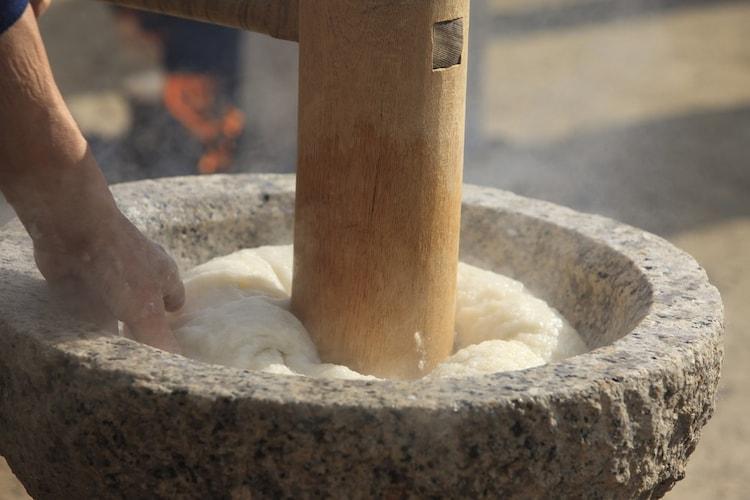 もち米|お餅を作るときに最適