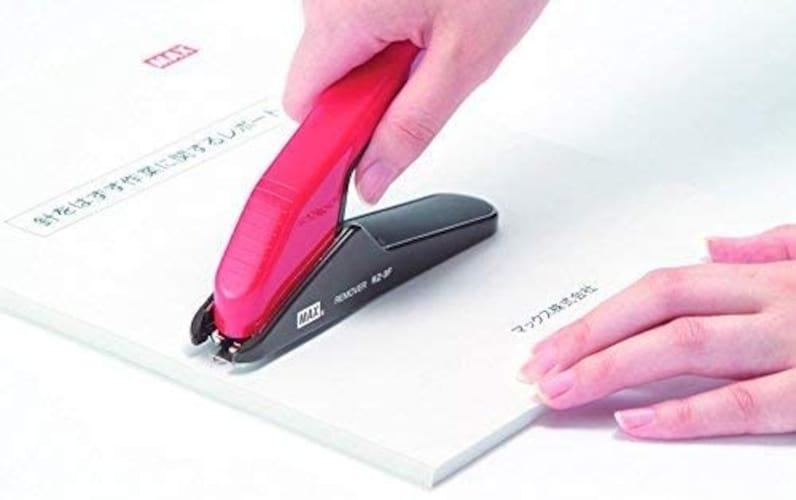 除針枚数|針を抜ける紙の枚数にも注目