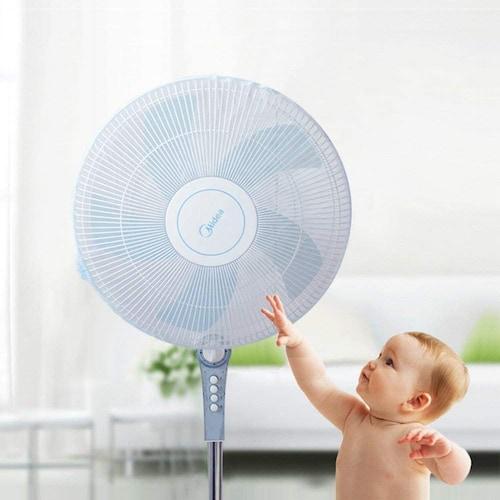 扇風機カバーの効果は?メリット・デメリットを解説