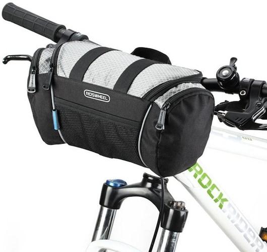 自転車用フロントバッグとは?