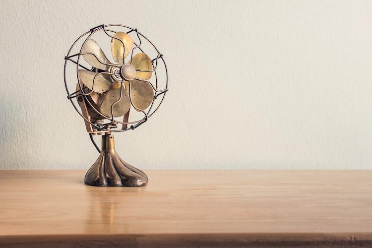 ACモーター扇風機 数千円から購入可能!価格の安さが人気
