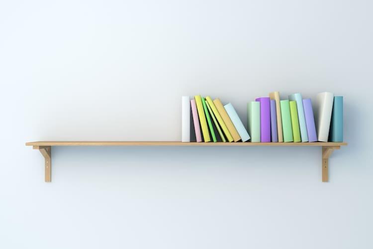 マステの活用例2:本や手帳のデコレーションに!