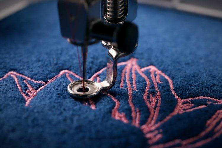 縫い模様の種類