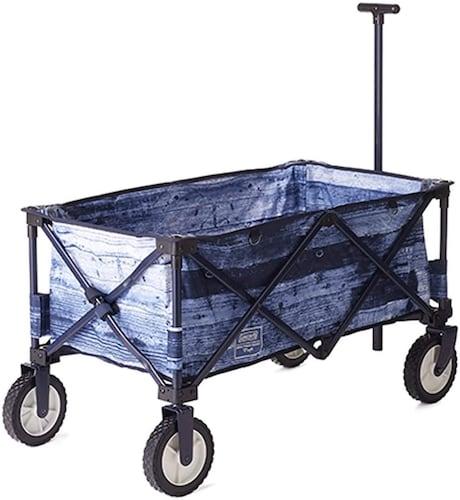 荷物をまとめて運ぶ万能型!「ワゴンタイプ」