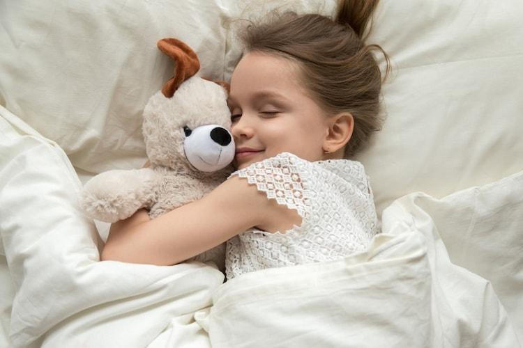 子供用枕はいつから使う?