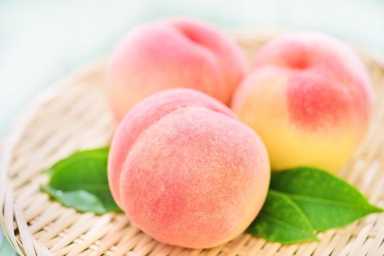 桃 食物繊維やカテキンが豊富、ピーチティーは甘い香りが魅力