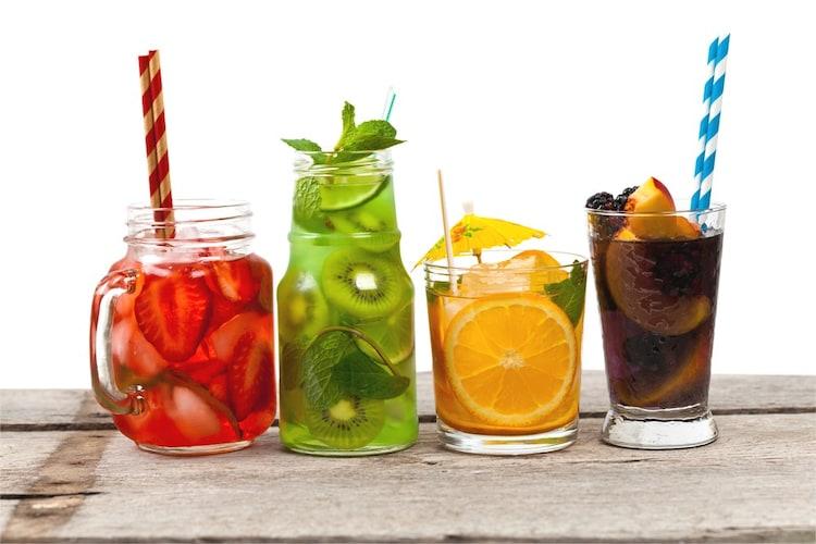 アイス 冷凍フルーツやジュースと合わせる方法も手軽