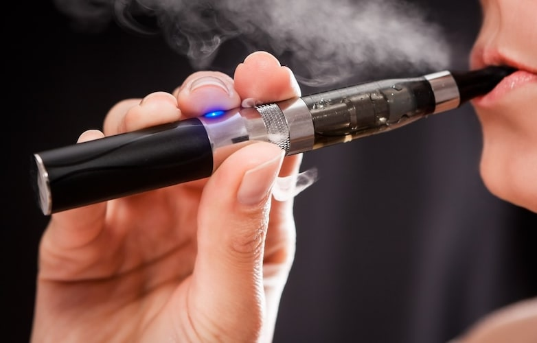 加熱式タバコはスモークレスが特徴