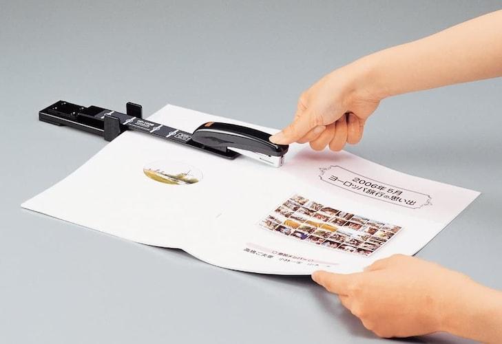【中綴じ製本】30ページ以内の薄い冊子ならこの製本が低コストでお手軽