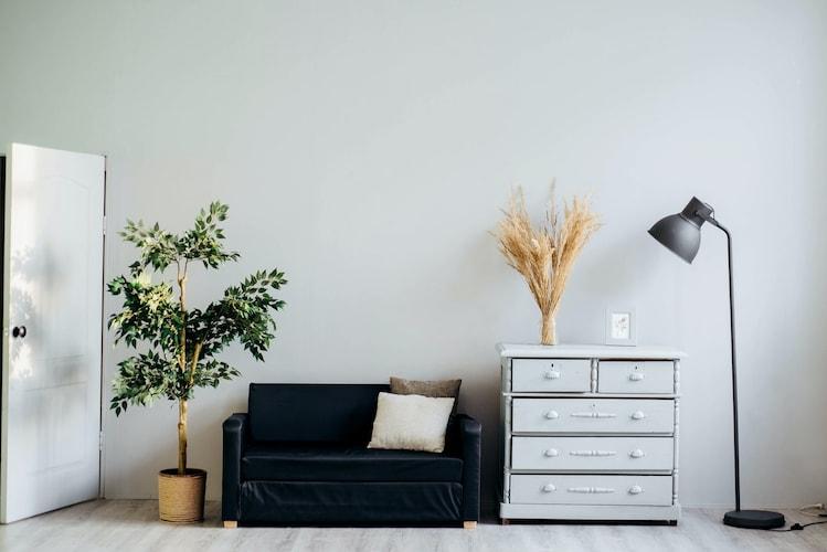 デザイン性|自宅のインテリアに合わせて