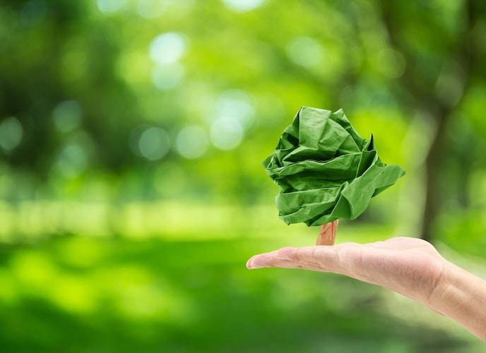素材|再生紙の配合率で強度も変わる